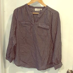 Kenar women's blouse, S